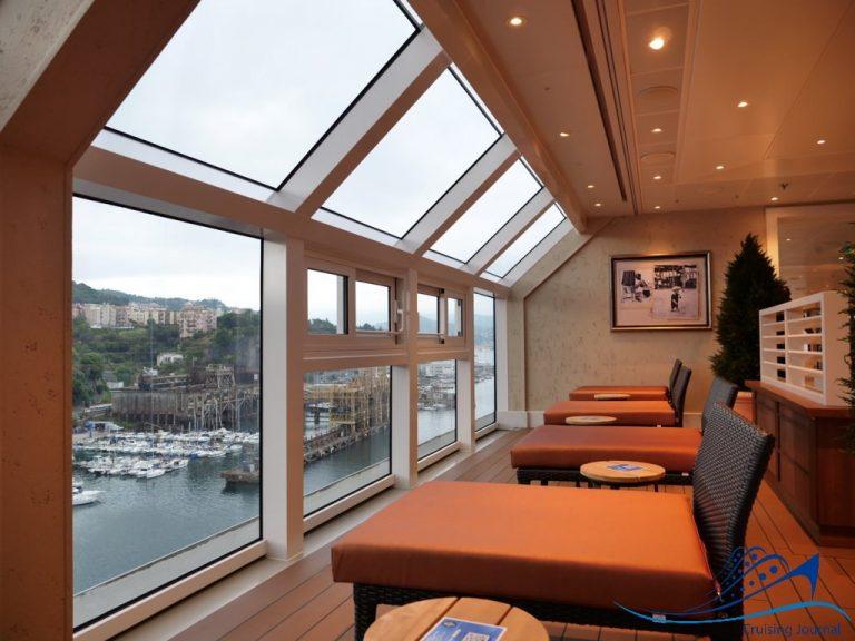 Costa Firenze Lido Deck