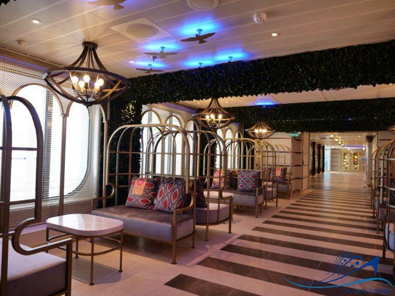 Costa Firenze Lounge Tuscany