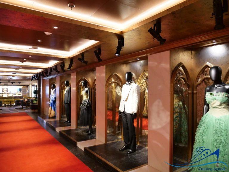 Costa Firenze Lounge della Moda