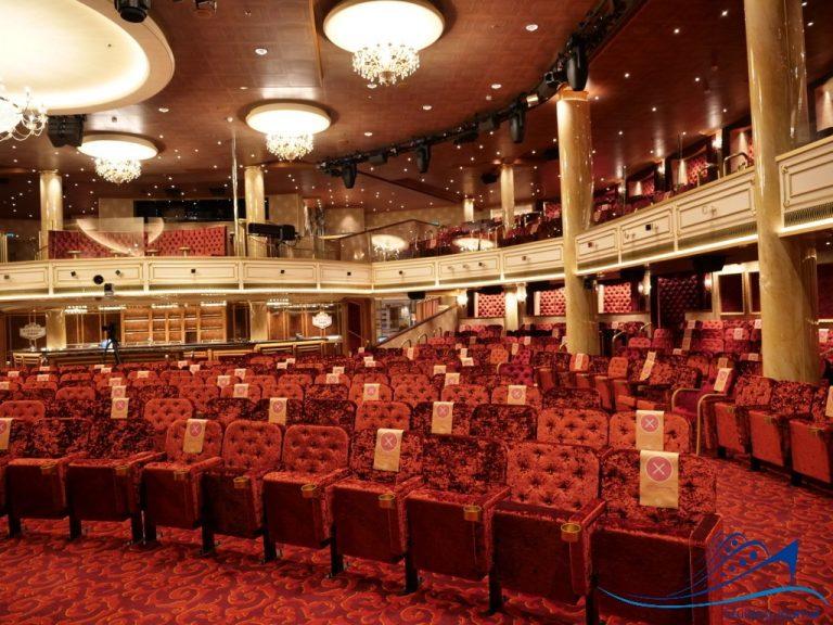 Costa Firenze Teatro Rosso