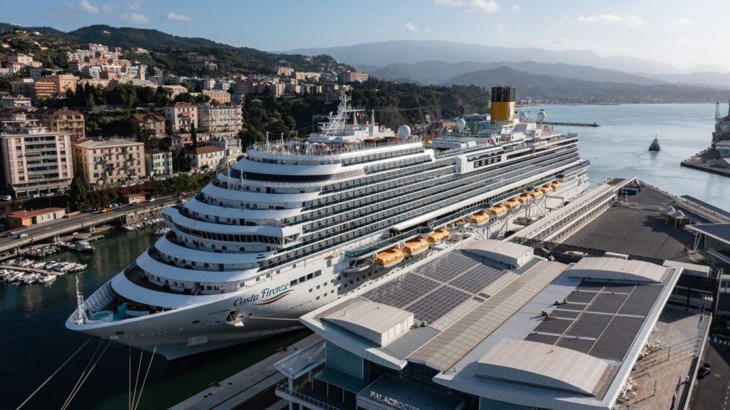 Costa Firenze: the Renaissance on the sea