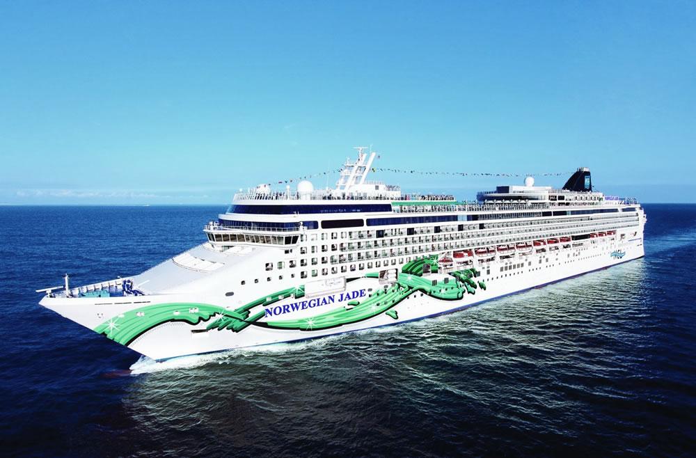 La vuelta al mar de Norwegian Cruise Line