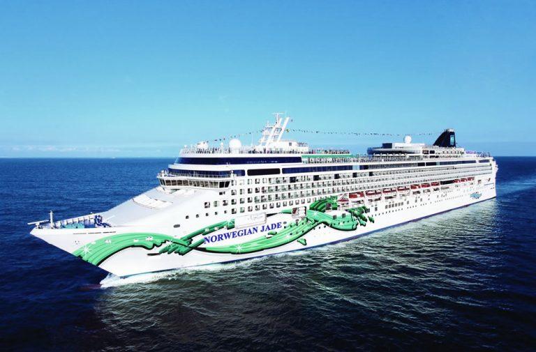 O regresso ao mar da Norwegian Cruise Line