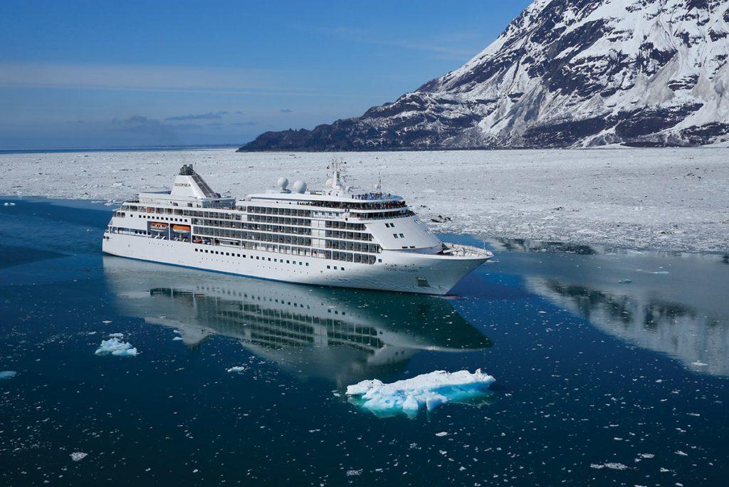 Silversea: Luxury Cruises to Alaska and Iceland