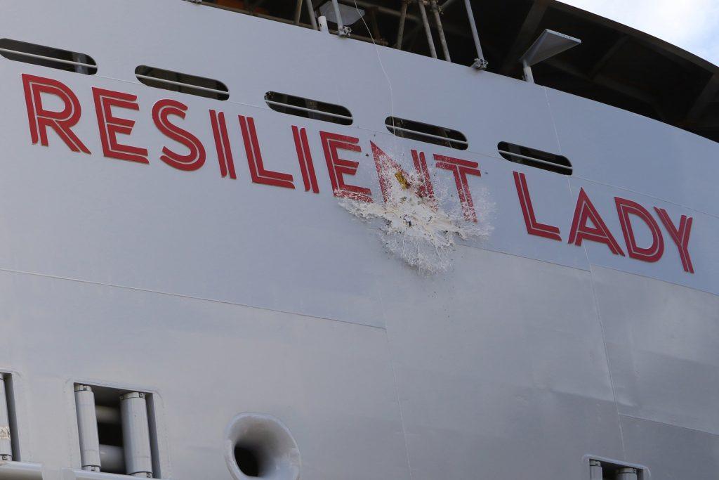 Virgin: entrega Valiant Lady y lanzamiento Resilient Lady