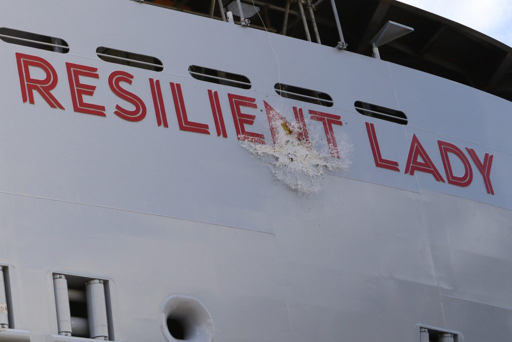 Virgin: Valiant Lady delivery and Resilient Lady launch