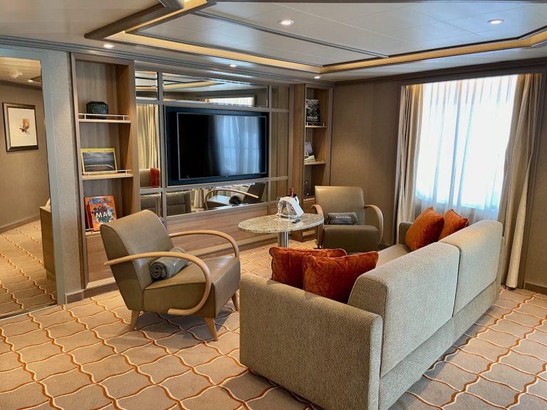 Grand Suite Sitting Room