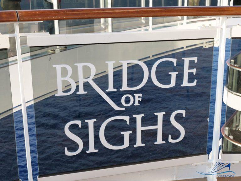 Msc Seashore Bridge of Sights