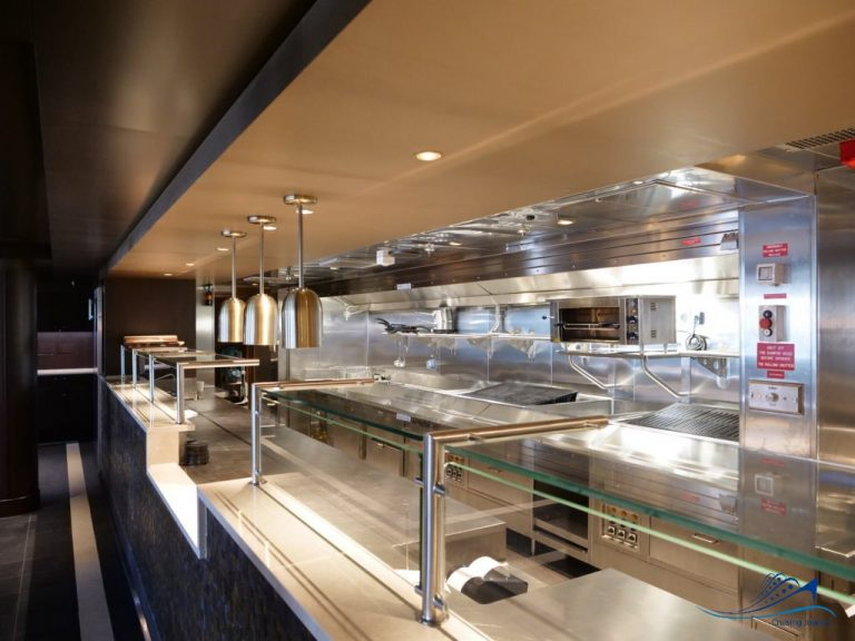 Msc Seashore Butcher's Cut Restaurant