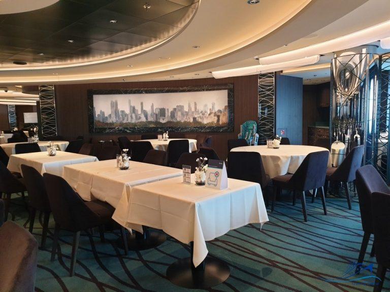 Msc Seashore Central Park Restaurant