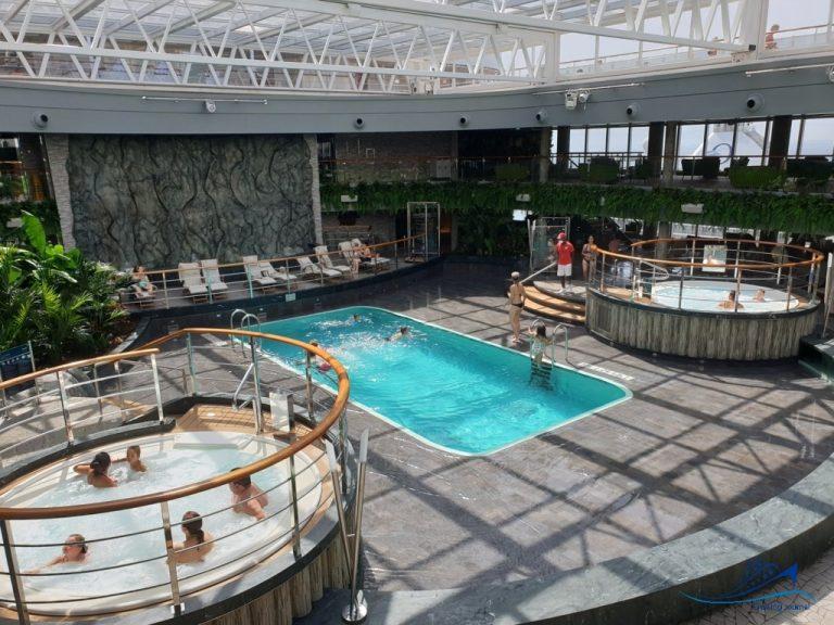 Msc Seashore Jungle Pool