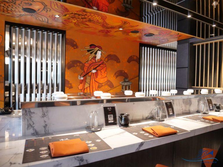 Msc Seashore Kaito Sushi Bar
