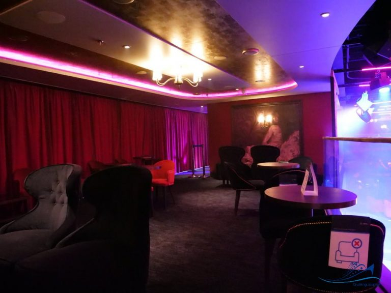 Msc Seashore Le Cabaret Rouge