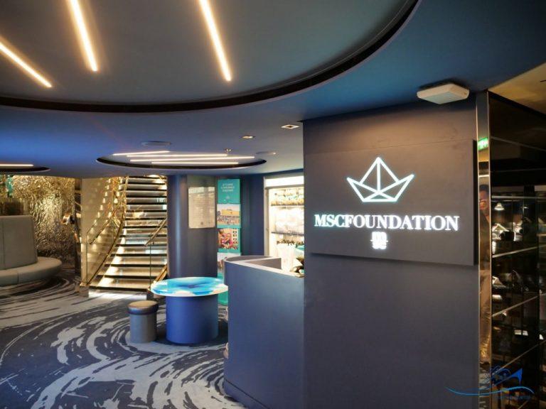 Msc Seashore Msc Foundation