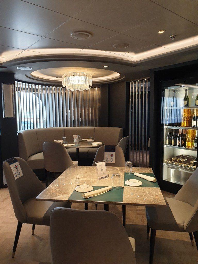 Msc Seahore Ocean Cay Restaurant