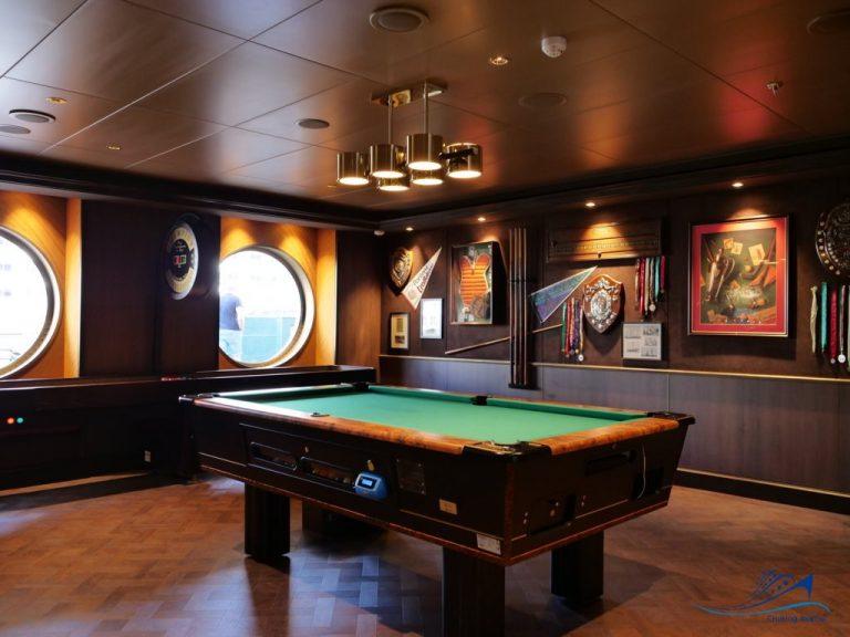 Msc Seashore Pool Room