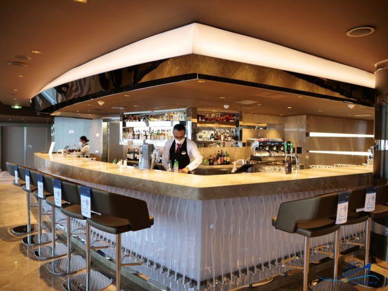 Msc Seashore Shine Bar
