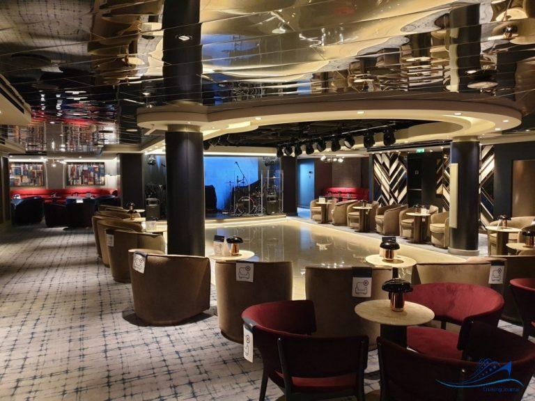 Msc Seashore Uptown Lounge
