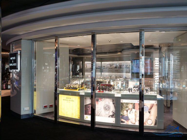 Msc Seashore Watches and Sunglasses Shop