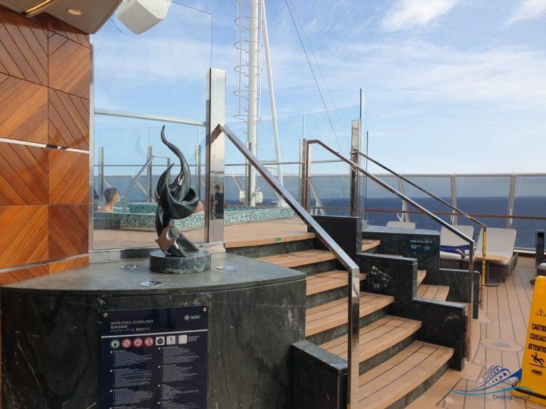 Msc Seashore Yacht Club