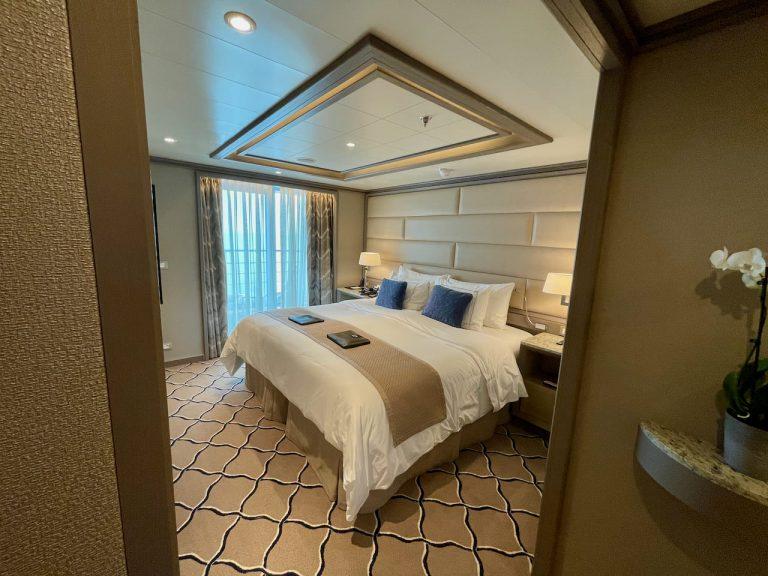 Owners Suite Bedroom Silver Moon