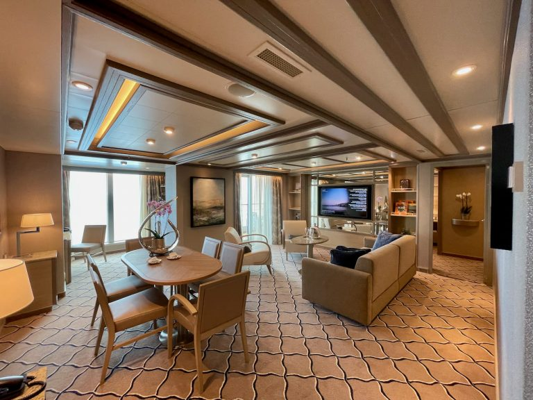 Owners Suite Sitting Room