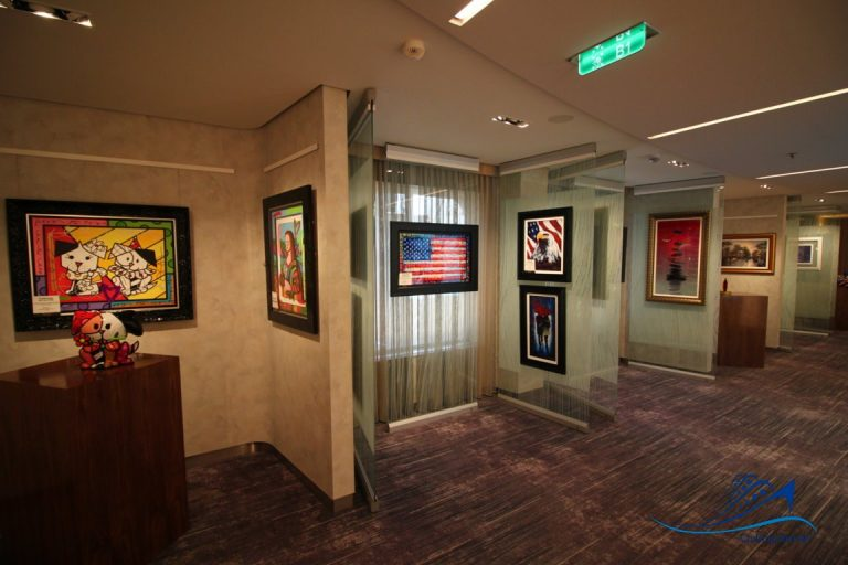 Celebrity Apex Art Gallery