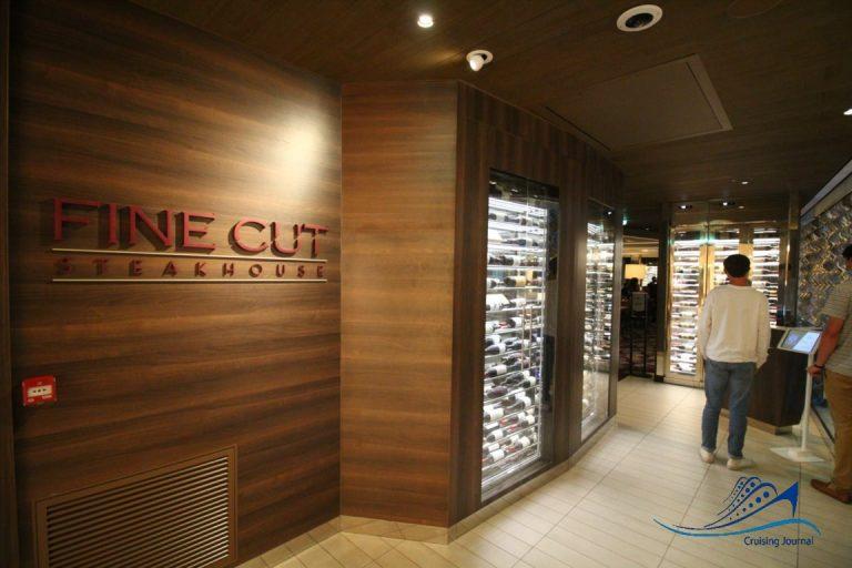 Celebrity Apex Fine Cut Steakshouse
