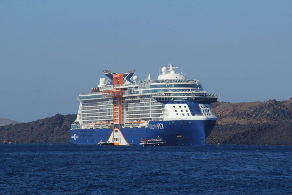 Celebrity Apex: a arte moderna da Celebrity Cruises