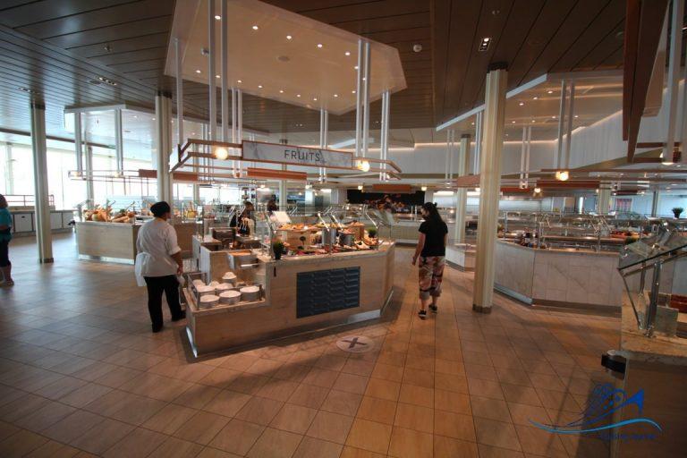 Celebrity Apex Ocean View Cafè
