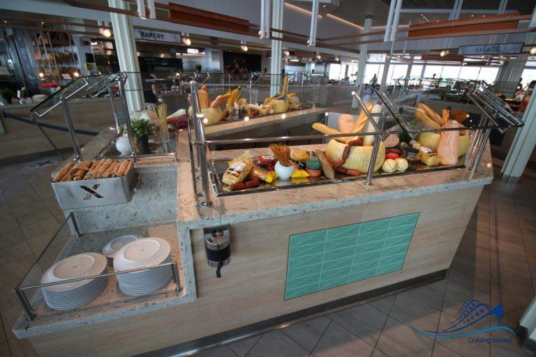 Celebrity Apex Oceanview Cafè