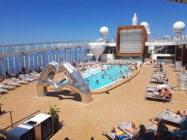 Celebrity Apex Pool