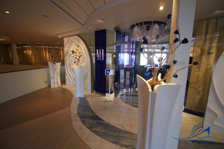 Celebrity Apex Restaurant Blu