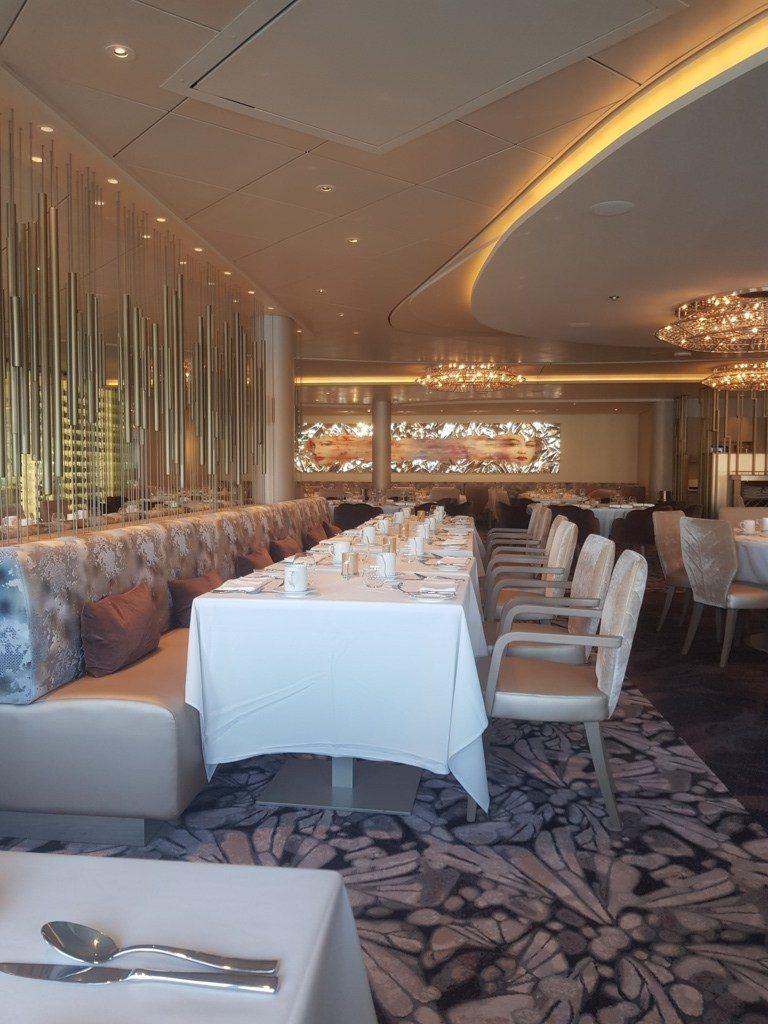 Celebrity Apex Restaurant Cosmopolitan