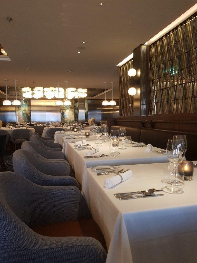 Celebrity Apex Restaurant Cyprus