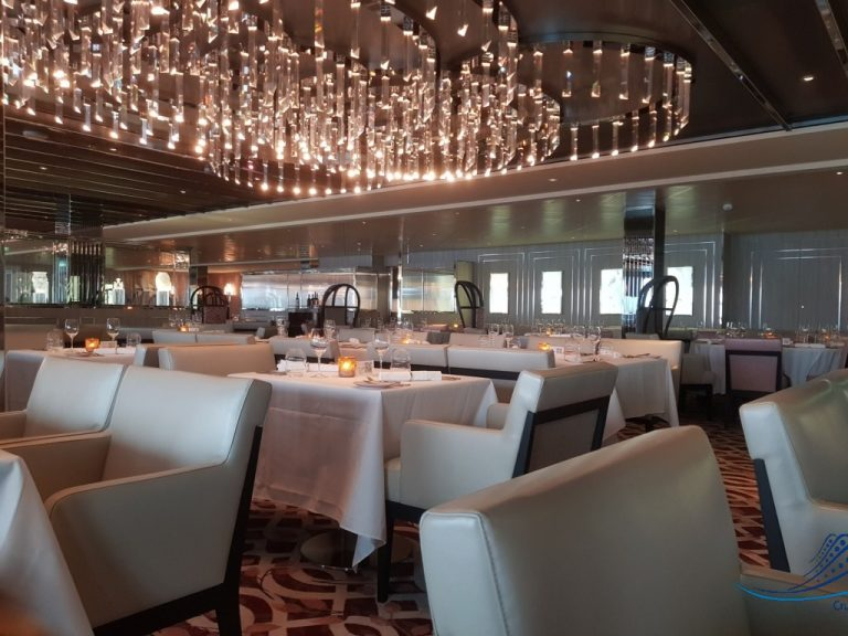 Celebrity Apex Restaurant Normandie