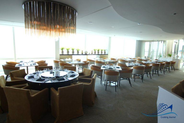 Celebrity Apex Restaurant Raw on 5