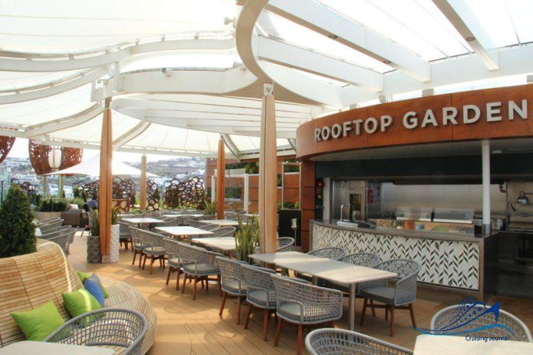 Celebrity Apex Rooftop Garden Grill