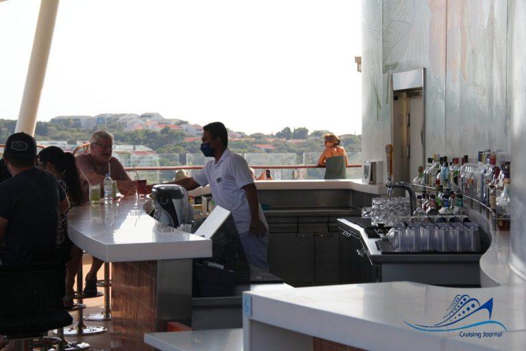 Celebrity Apex Sunset Bar