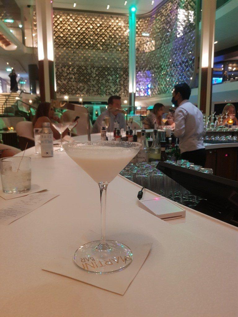 Celebrity Apex The Martini Bar