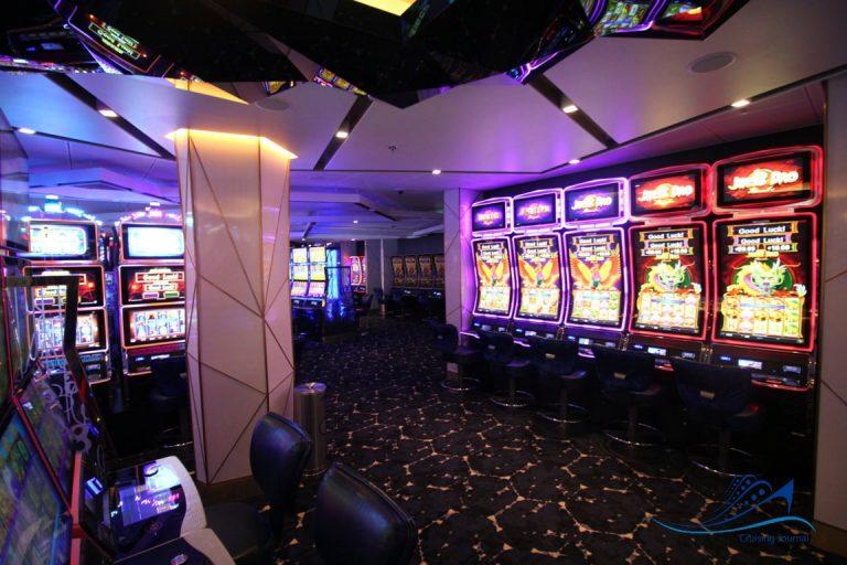 Celebrity Apex The Casino