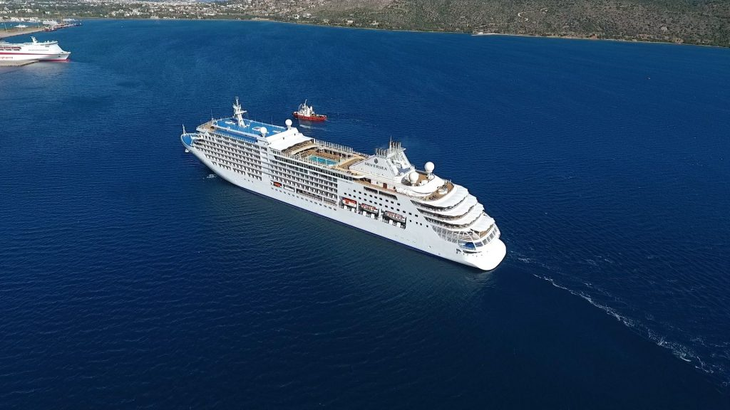 Silver Moon sets a new era in Culinary Cruising Begins