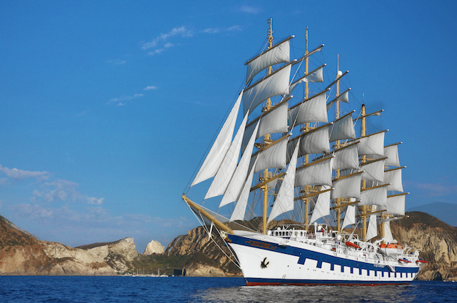 Star Clippers returns to Costa Rica