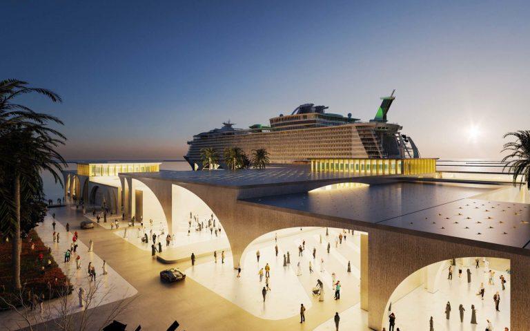 Grand Cruise Terminal - Doha