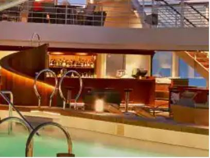 Seabourn - The Patio