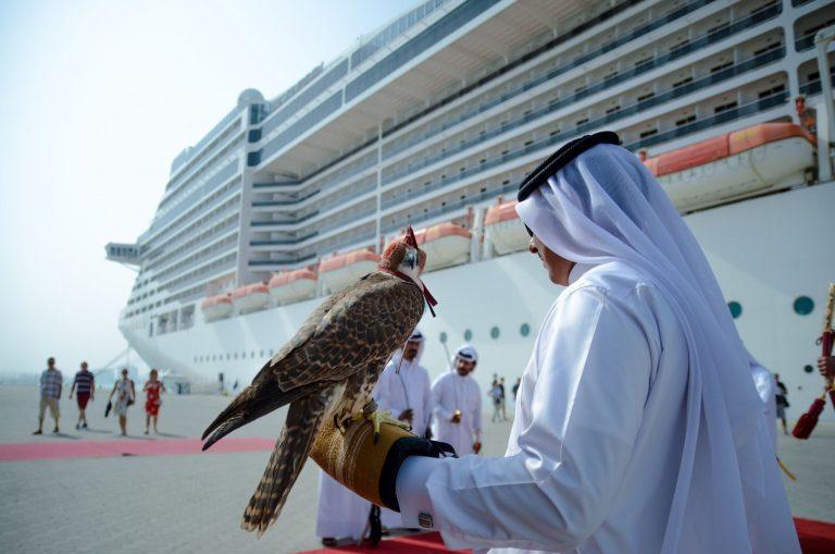 Qatar Tourism - Cruise
