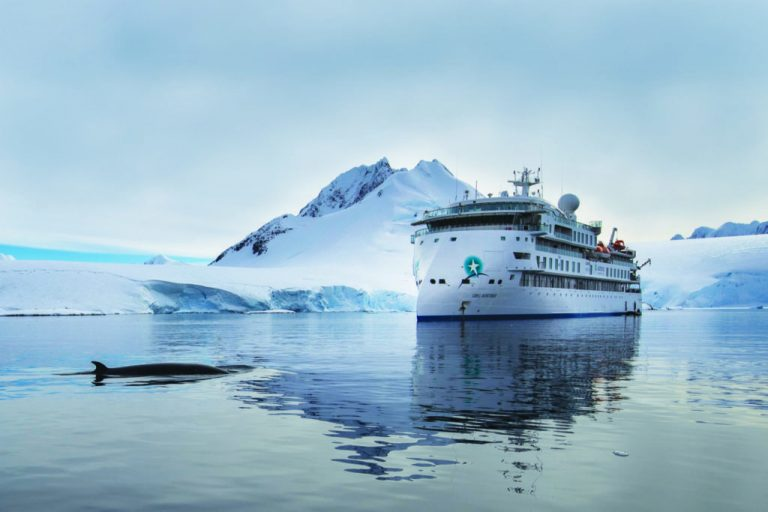 Greg Mortimer - Aurora Expeditions