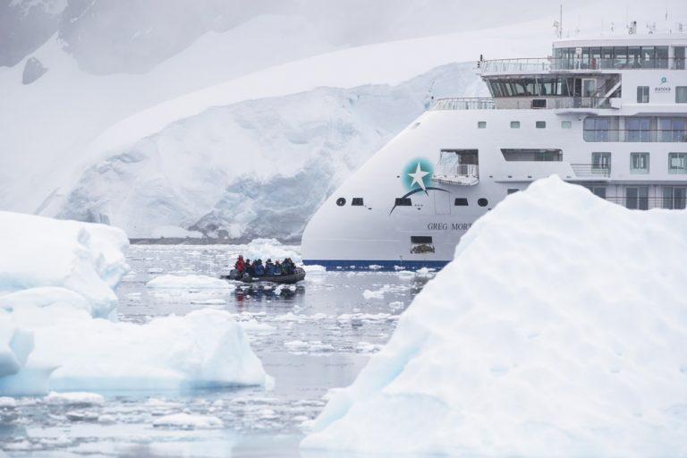 Aurora Expeditions - Antarktis