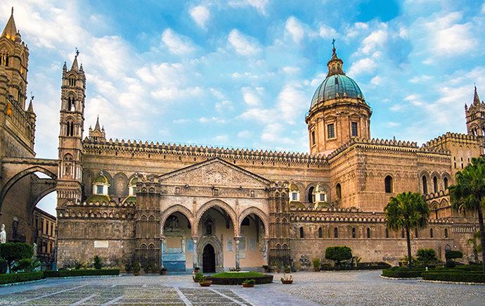 Kathedrale - Palermo
