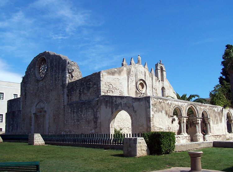 Church of San Giovanni in the Catacombs - Syracuse